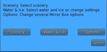 LU - Mirror box menu