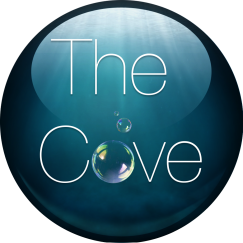 The cove logo v2 tex