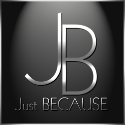 _Just BECAUSE_ Logo