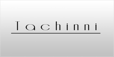 Tachinni Clothing - Logo